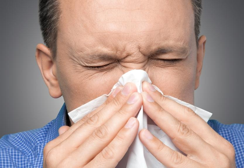 Runny Nose When Eating