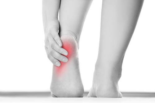 Bone Spur in the Heel
