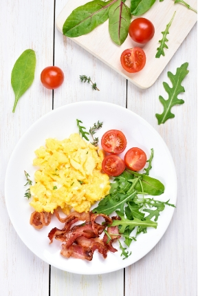 delicious meal option on the ketogenic diet