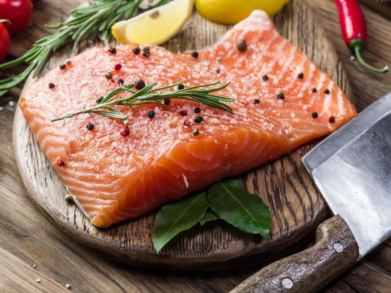 7 high fat foods that are good for you for What fish is good for you