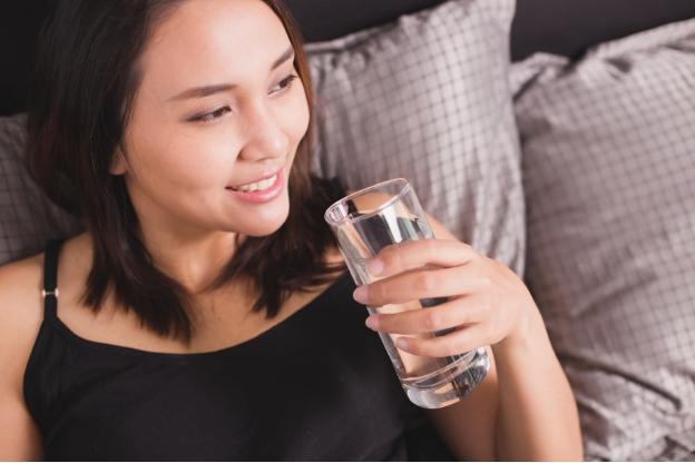 focus on hydration