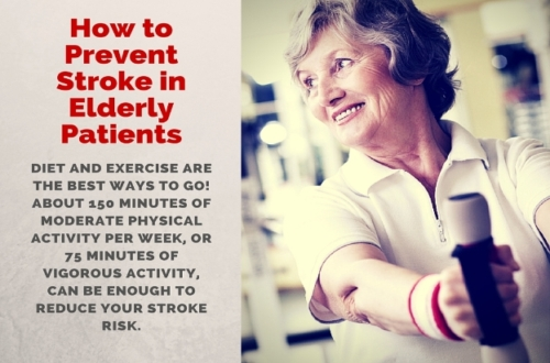 how to prevent stroke in elderly