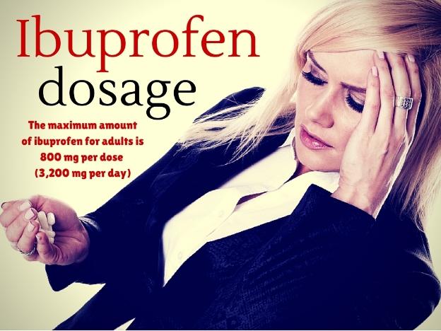 ibuprofen dosage