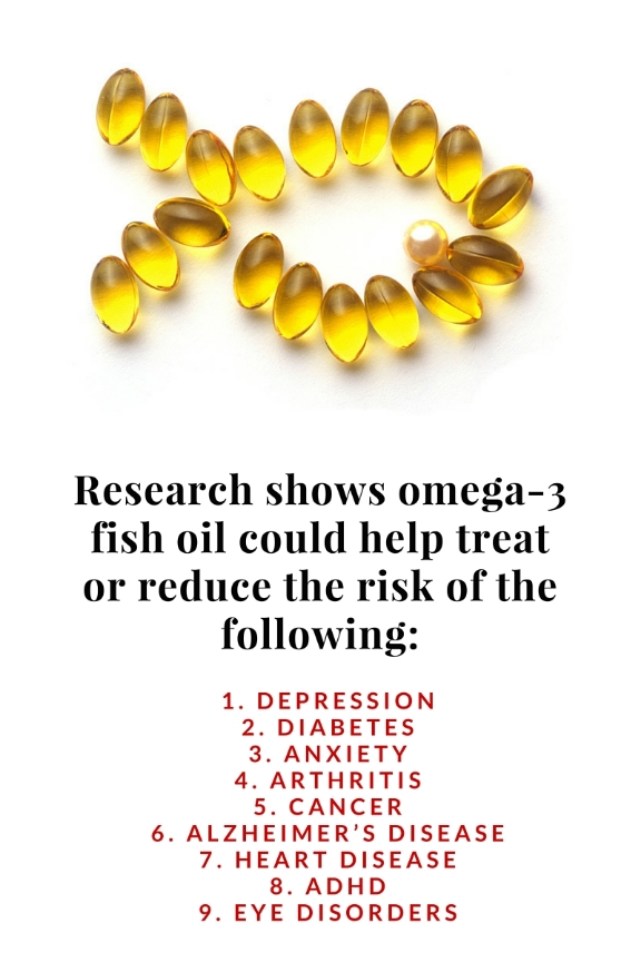 research on omega 3 fish oil