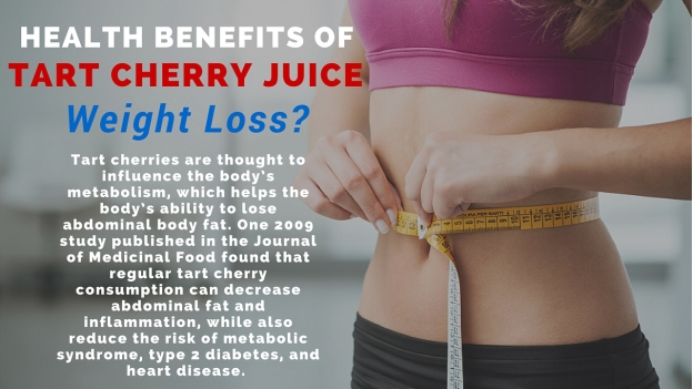 tart cherry juice health benefits