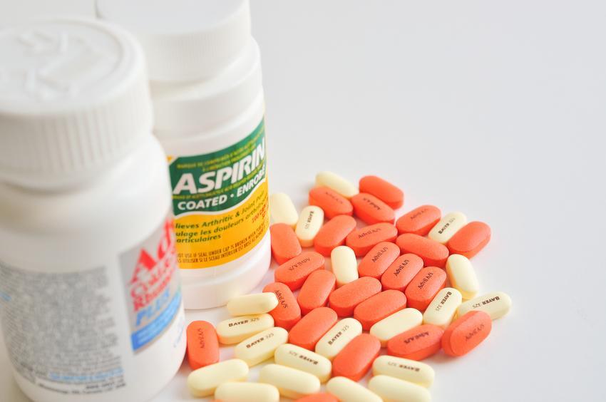 Aspirin Paste