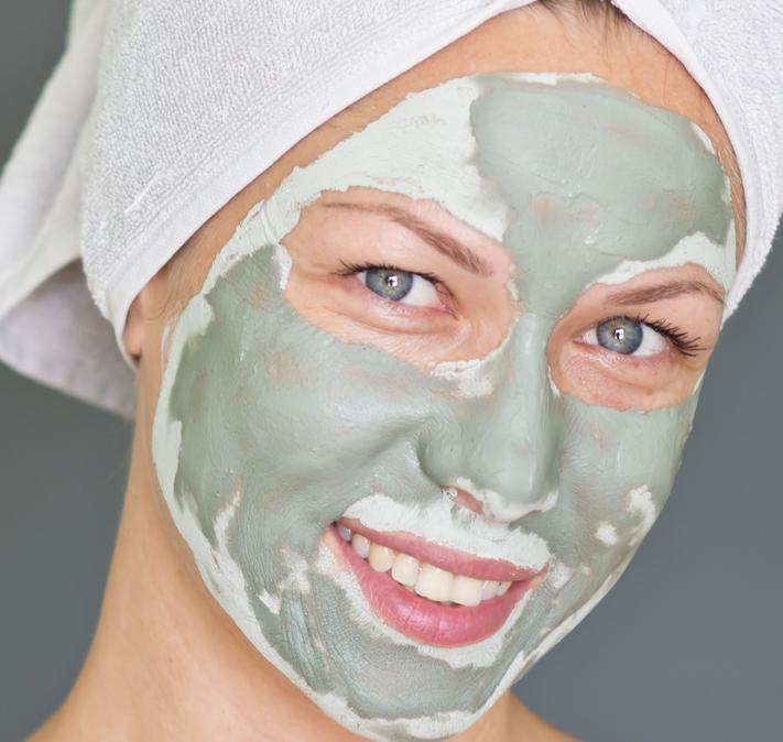 Cucumber Mash Mask