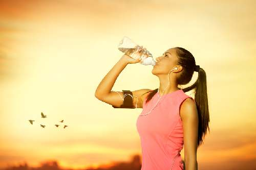 Water benefits in weight loss