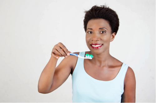 Homemade Toothpaste for Oral Thrush