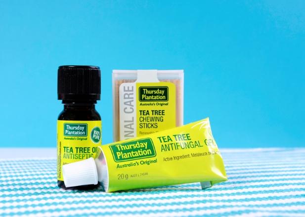 Tea Tree Oil Mouth Rinse