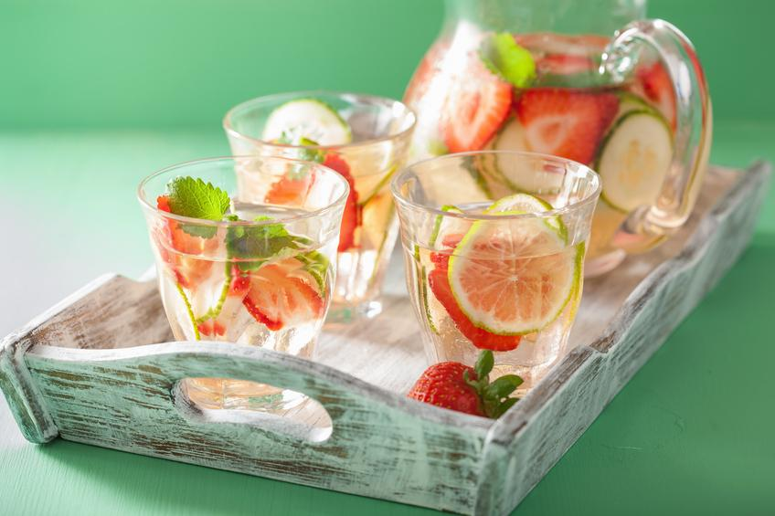 tastier water