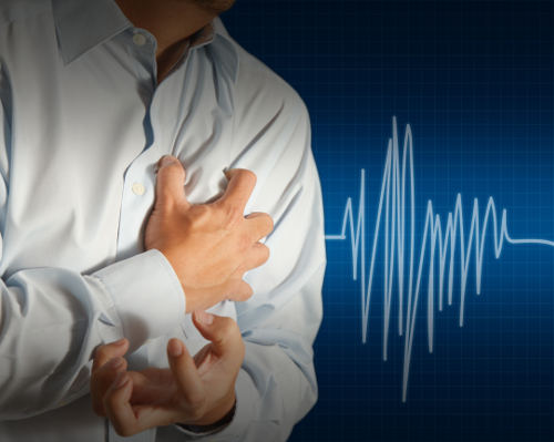 shoulder pain and heart attacks