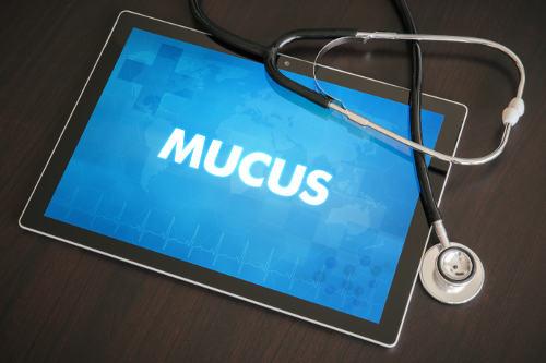 White Mucus