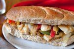 Fast-Food Chicken Sandwich