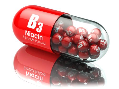 Vitamin B3 Deficiency