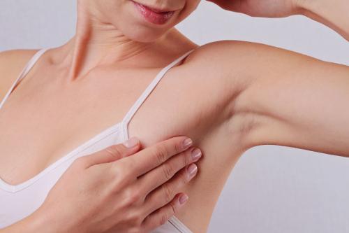 Swollen Lymph Nodes in Armpits