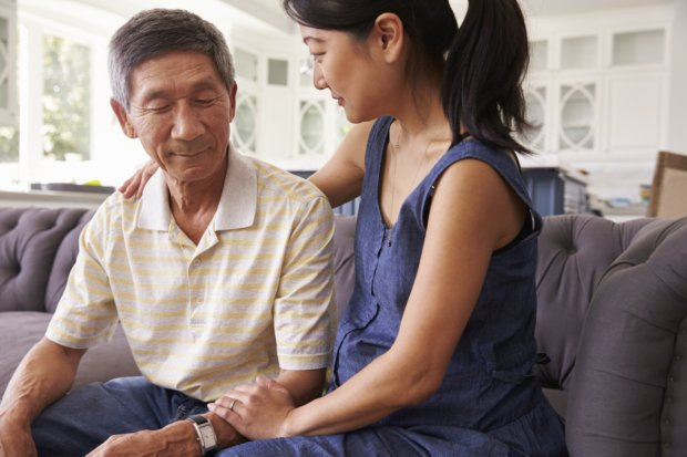 Guide to Caring for a Loved One with Alzheimer's Disease