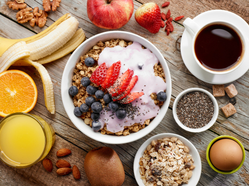 500-Calorie Breakfast