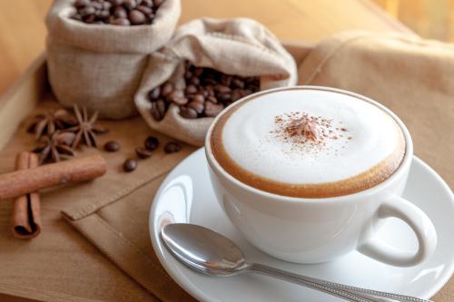 Italian-style coffee