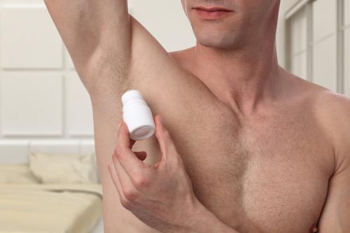 itchy armpits