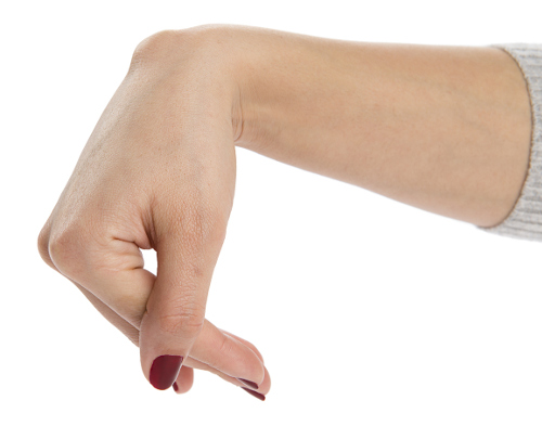lump on your hand