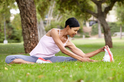 Runner's knee exercises
