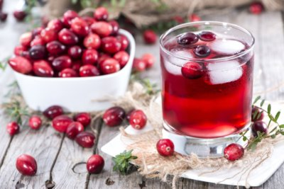Cranberry juice for UTI