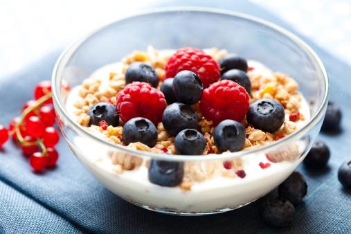 Eat Yogurt to Treat Bad Breath