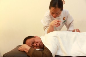 Chinese Healing Technique