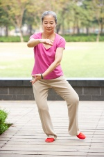 Chinese Martial Art Helping Stroke Patients