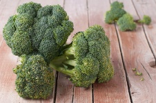 Foods like broccoli are rich in heart healthy nutrients
