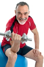 Resistance training is healthy, especially for men recovering from prostate cancer