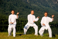 Treating pain is just one of the benefits of tai chi.