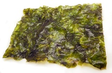 Try some dried seaweed instead of potato chips.