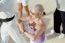 Tai chi can aid those with schizophrenia.