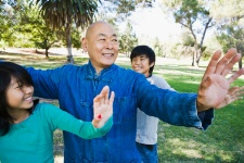 Tai chi may reduce falls among stroke survivors.
