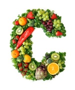 Vitamin C from foods better than from supplements.