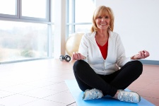 Yoga Eases Symptoms of RLS