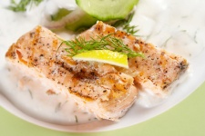 Even just one serving of fish a week can help reduce the risk for early age-related macular degeneration.