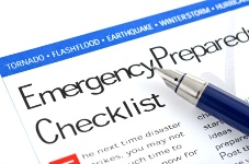 There is a lot of chaos when disaster strikes. But don't let your health fall to the wayside.