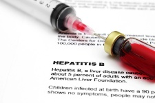 Hepatitis B is primarily transmitted through blood and through sexual contact. This form of hepatitis is very common in Asia and the Pacific Islands.