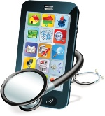 Mobile apps have become helpful tools for diabetics who must monitor their blood sugar levels daily.