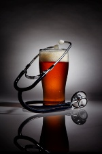 Studies have shown that moderate beer consumption could lower your risk for cardiovascular disease.