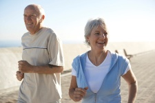 Exercise can have a very important role in the development of certain chronic diseases associated with the aging process.