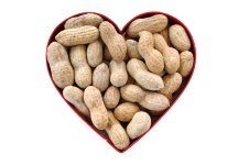 Peanuts contain heart-healthy monounsaturated fats—the same kind of fats that make up the Mediterranean diet.