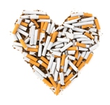 You can reduce your chances of a heart attack within just 24 hours of quitting smoking.