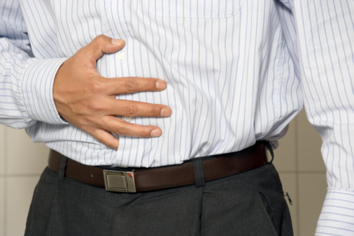 Many people suffer with IBS