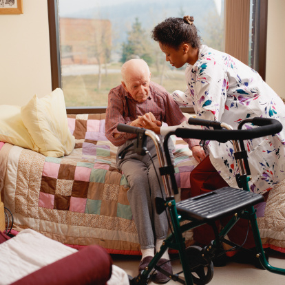 Seniors suffer falls at long term care facilities