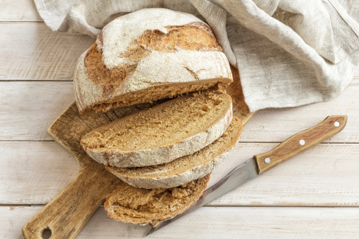 Bread for People with Gluten Sensitivities