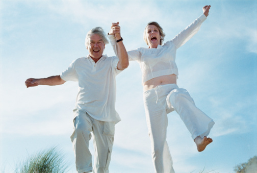 Lifestyle changes as you age
